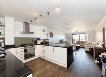 Thumbnail 2 bed flat to rent in Free Trade Wharf, The Highway, London