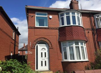 Thumbnail 3 bed semi-detached house to rent in Rufford Road, Belle Vue, Doncaster