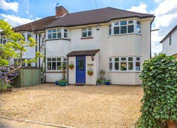 London Road, Windlesham, Surrey GU20. 4 bed semi-detached house