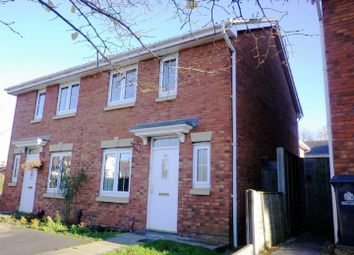 3 bed semi-detached house to rent in Eastfield Mews, Gloucester GL4