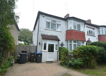Thumbnail End terrace house for sale in Spring Park Road, Shirley, Croydon