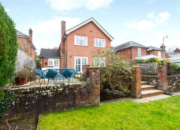 Thumbnail 4 bed detached house for sale in Alresford Road, Winchester, Hampshire