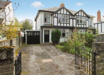 Thumbnail 3 bed semi-detached house for sale in Battledown Approach, Charlton Kings, Cheltenham