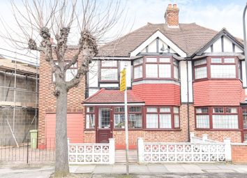 Thumbnail 4 bed semi-detached house for sale in Greenwood Road, Mitcham
