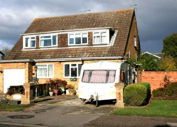 Thumbnail 2 bed semi-detached house for sale in Abbey Street, Thorpe Le Soken, Clacton-On-Sea