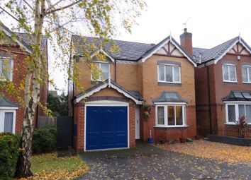 Thumbnail 4 bed detached house for sale in Farundles Avenue, Lyppard Woodgreen, Worcester