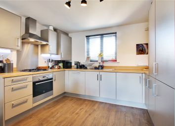 Thumbnail 2 bed flat for sale in Bannister Way, Leybourne, West Malling, Kent