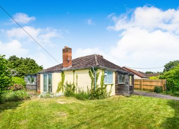 Thumbnail 3 bed detached bungalow for sale in Blewbury Road, East Hagbourne, Didcot