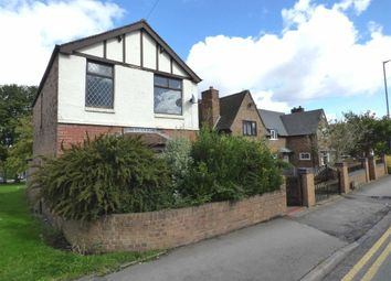 Thumbnail 3 bed detached house for sale in High Street, Silverdale, Newcastle-Under-Lyme