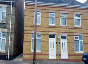 Thumbnail 3 bed semi-detached house to rent in Bamber Street, Peterborough