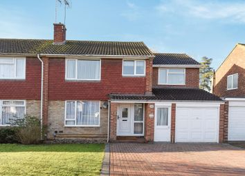 Thumbnail 4 bedroom semi-detached house for sale in Clifton Road, Wokingham