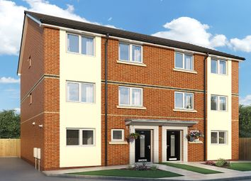 "Thumbnail 4 bed property for sale in ""The Oban At The Parks Phase 4 "" at Reedmace Road, Anfield, Liverpool"