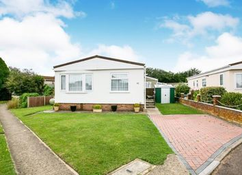Thumbnail 2 bed mobile/park home for sale in Three Star Park, Bedford Road, Lower Stondon, Beds