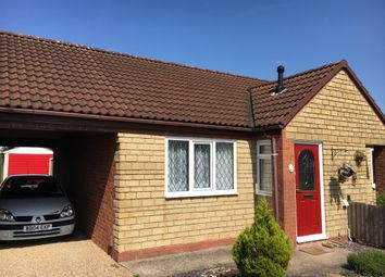 Thumbnail 1 bed semi-detached bungalow for sale in Folkingham Close, Lincoln