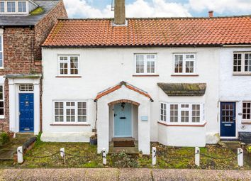 Thumbnail 3 bedroom semi-detached house for sale in Water Row, Cawood, Selby