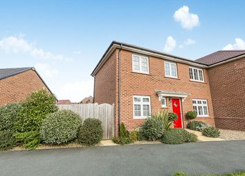 Thumbnail 3 bed semi-detached house for sale in Old Worden Avenue, Buckshaw Village, Chorley