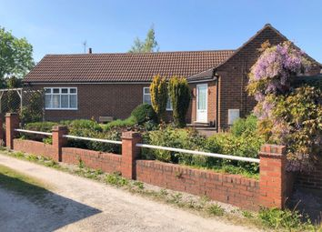 Thumbnail 2 bed detached bungalow for sale in Richardsons Lane Off Newlands Road, Riddings, Alfreton