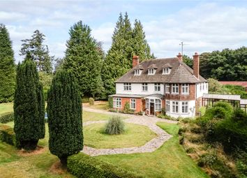 Thumbnail 7 bed detached house for sale in Yattendon Road, Hermitage, Thatcham, Berkshire