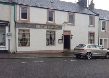 Thumbnail Restaurant/cafe for sale in Castle Douglas, Dumfries & Galloway