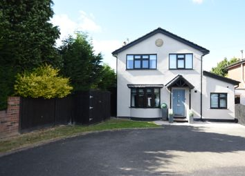 Thumbnail 4 bed barn conversion for sale in Dean Row Road, Wilmslow
