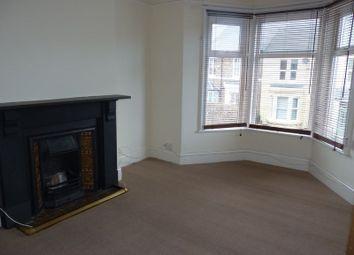 Thumbnail 2 bed flat to rent in Meldon Terrace, Heaton, Newcastle Upon Tyne