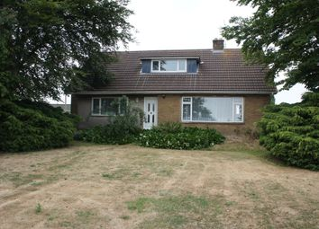 Thumbnail 3 bed detached bungalow to rent in Thorney Toll, Wisbech