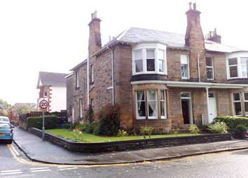 Thumbnail 1 bed flat for sale in Dean Crescent., Strling.