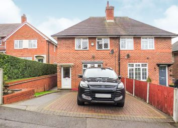 Thumbnail 2 bed semi-detached house for sale in Gaydon Grove, Birmingham