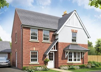 "Thumbnail 4 bedroom detached house for sale in ""Cambridge"" at Beggars Lane, Leicester Forest East, Leicester"
