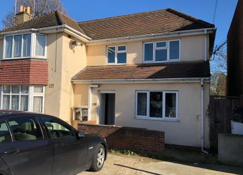 Thumbnail 1 bed flat to rent in Gubbins Lane, Romford