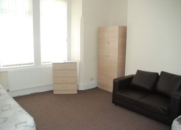 Thumbnail 4 bed terraced house to rent in Croydon Road, Fenham, Tyne & Wear