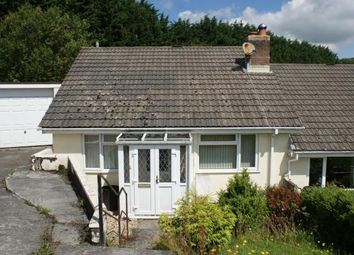 Thumbnail 2 bed bungalow for sale in St. Cleer, Liskeard, Cornwall