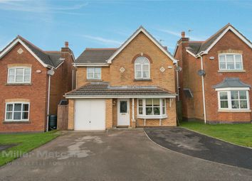 Thumbnail 4 bedroom detached house for sale in Compton Close, Hindley, Wigan, Lancashire