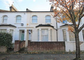 Thumbnail 3 bed flat to rent in Mendora Road, London