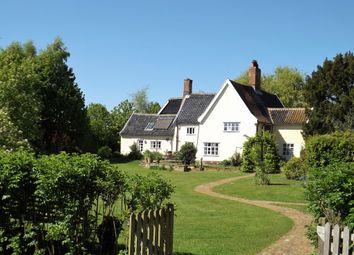 Thumbnail 5 bedroom farmhouse for sale in Henham Green Farm, Henham, Nr. Southwold