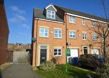 Thumbnail 3 bedroom semi-detached house to rent in Morse Way, Desborough, Kettering