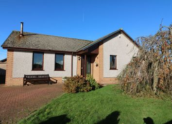 Thumbnail 3 bed detached bungalow for sale in 33 Dunsyre Road, Newbigging, Lanark