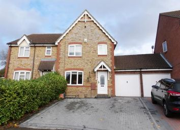 Thumbnail 3 bed semi-detached house for sale in Quilters Drive, Billericay