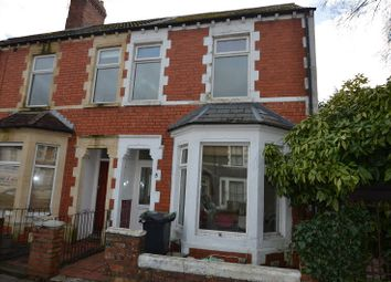 Thumbnail 3 bed end terrace house for sale in Allensbank Crescent, Cardiff