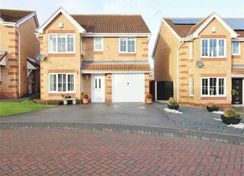 Thumbnail 4 bedroom detached house for sale in Pigeon Bridge Way, Aston, Sheffield