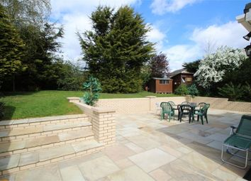 Thumbnail 4 bed detached house for sale in Wardley Close, Ipswich, Suffolk