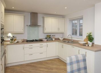 "Thumbnail 4 bed detached house for sale in ""Kennford"" at Burlow Road, Harpur Hill, Buxton"