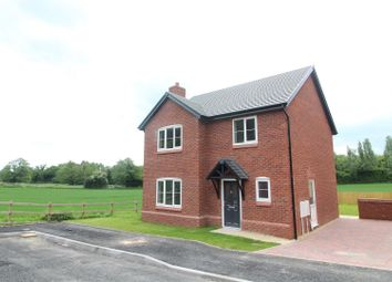 Thumbnail 4 bed detached house for sale in Plot 17 Hopton Park, Nesscliffe, Shrewsbury