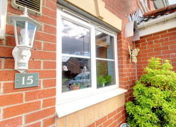 Thumbnail 2 bed terraced house for sale in Newhouse Drive, Glasgow