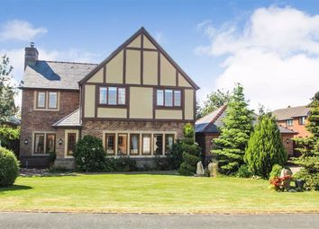 Thumbnail 5 bed detached house for sale in Brydges Gate, Llandrinio, Llanymynech