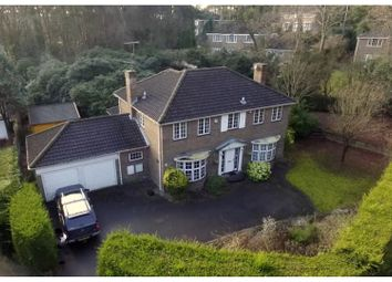 Thumbnail 5 bed detached house for sale in Castle Road, Camberley