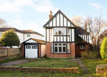 Thumbnail 4 bed detached house to rent in River Mount, Walton-On-Thames