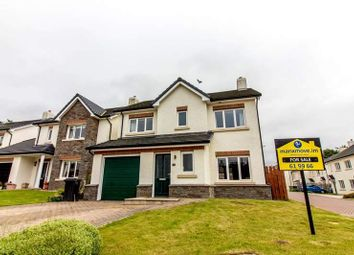Thumbnail 4 bed detached house for sale in 11 Croit Ny Glionney, Colby
