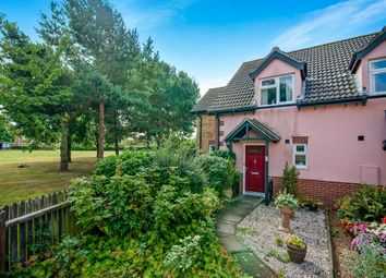 Thumbnail 2 bedroom semi-detached house for sale in Field View, Thurston, Bury St. Edmunds
