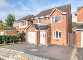 3 bed detached house for sale in Staple Lodge Road, West Heath, Birmingham B31